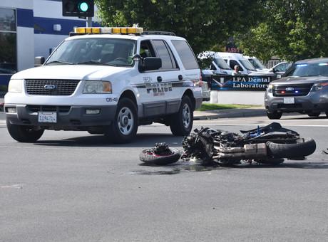 Major Injury Crash Monday Afternoon