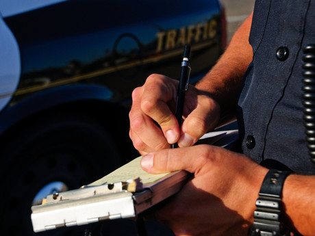 Traffic Sting Nets 102 Citations, 75% Going to Out-of-Towners