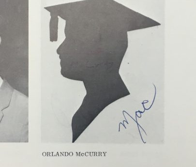 Will the Real Orlando McCurry Please Stand-Up?