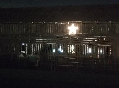 Fulton Overpass Nativity Scene