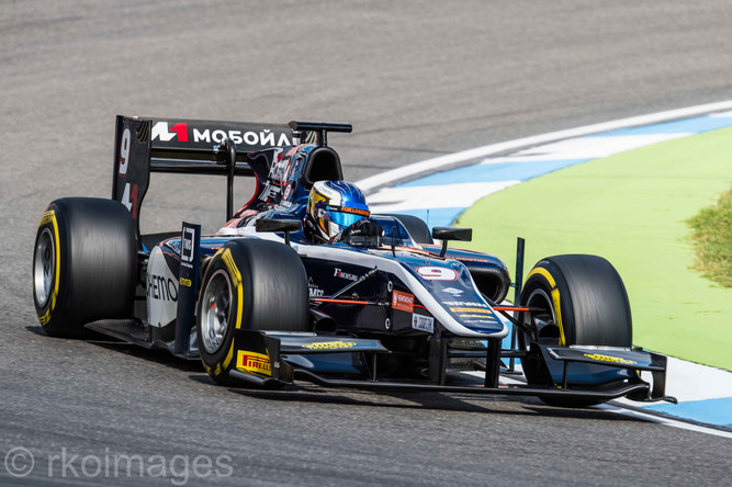 Formel 2 Grand Prix Hockenheim 2016