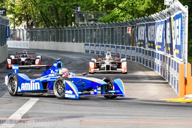 Formel E Grand Prix 2016 / Berlin