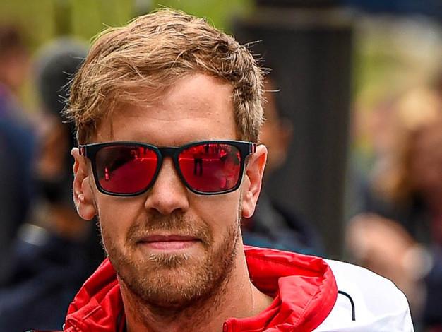Business Fotografie - Sebastian Vettel