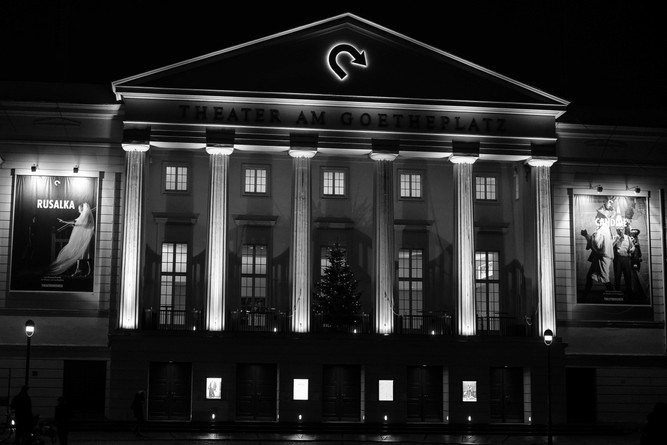 Bremen / Lissabon im Stil Film Noir