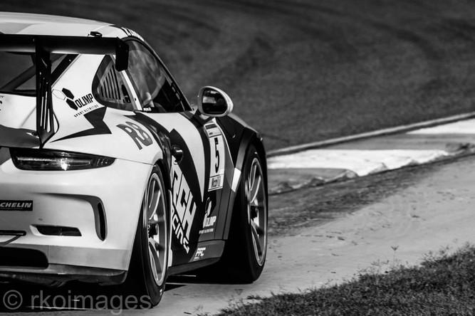 Porsche GT3 Cup Hockenheim 16