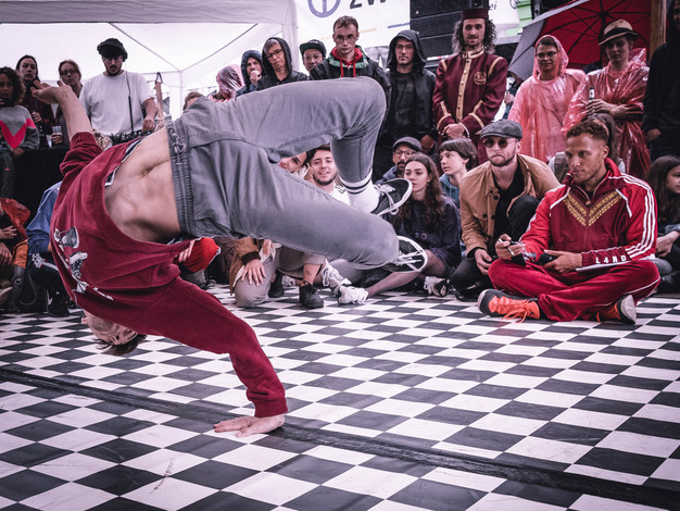 Dancebattle Tanzevent