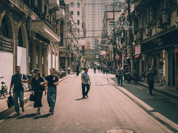 Shanghai   Reisefotografie