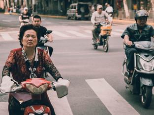 Reisefotografie Shanghai