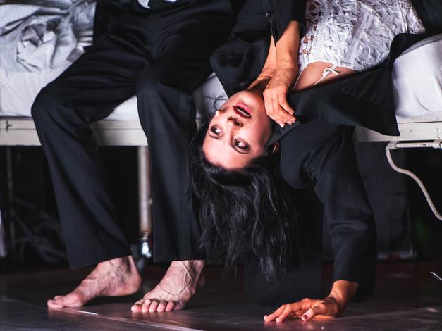 "Theaterfotografie ""Lazarus"""