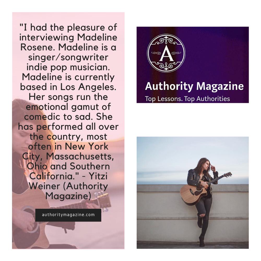 Madeline Rosene Authority Magazine