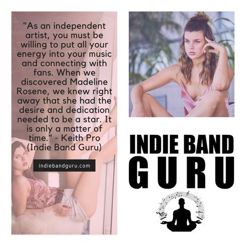 Madeline Rosene Indie Band Guru