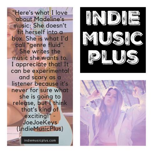 Madeline Rosene Indie Music plus