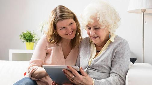 Menifee Buzz - Family Caregivers Using T
