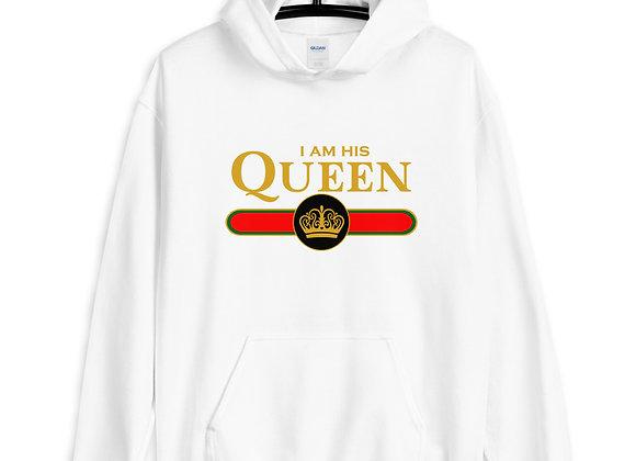 I Am His Queen Women's Hoodie