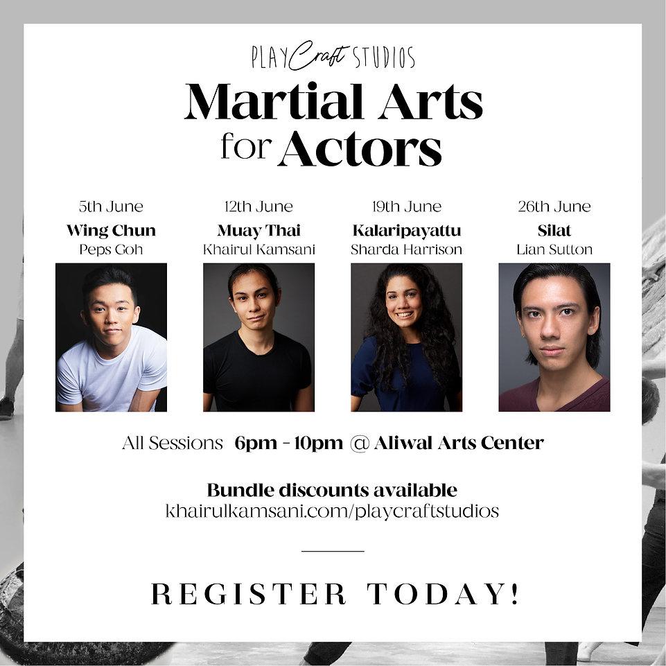 Martial Arts for Actors_02 martial arts