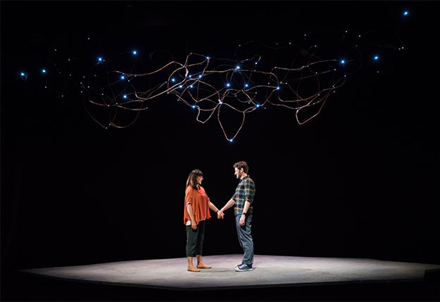 Constellations 2017. Resident Assistant Directorship, Singapore Repertory Theatre 2016-2017