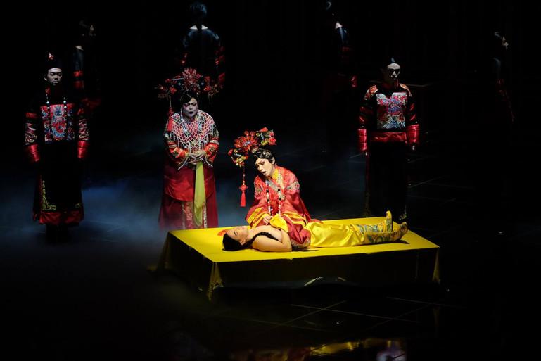 Resident Assistant Directorship, Singapore Repertory Theatre 2016-2017