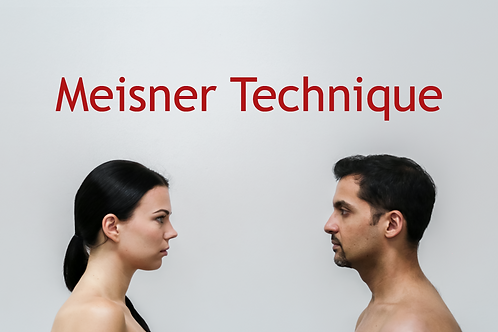 Meisner Technique 1 [12th May]