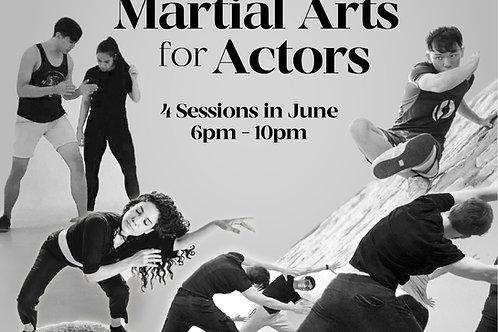Martial Arts for Actors Bundle [3]