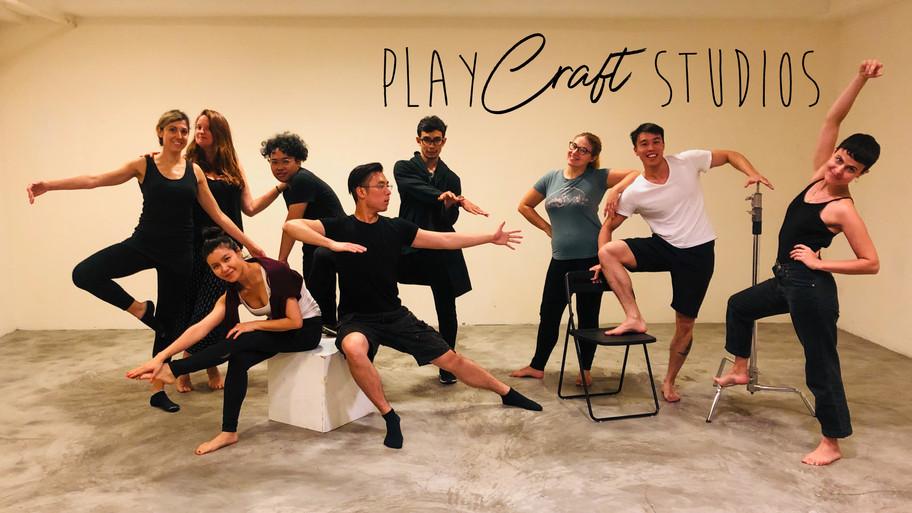 PlayCraft Studios Actor Training Workshop
