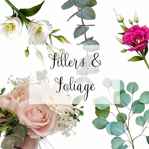 Filler & Foliage Class