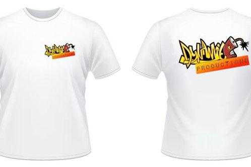 White Dmite T Shirt