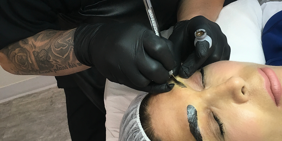 4 Day Microblading Certification July 24th