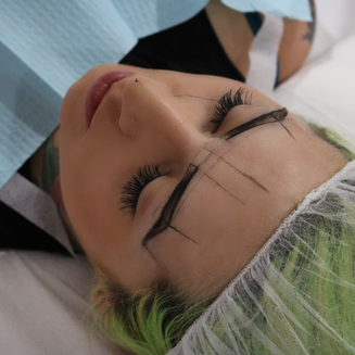 Academy for microblading training and courses