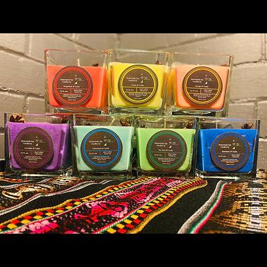 Papi's Crafts Hand Craft Candles/ Balance/ Calmness/ Inspiration/Natural