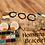 Thumbnail: Anchor Beaded Buddha Bracelets For Men Women Buddha Lava Chakra Bracelet