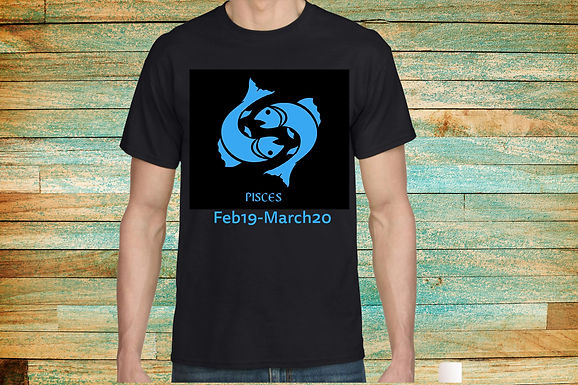 Zodiak T-shirt's