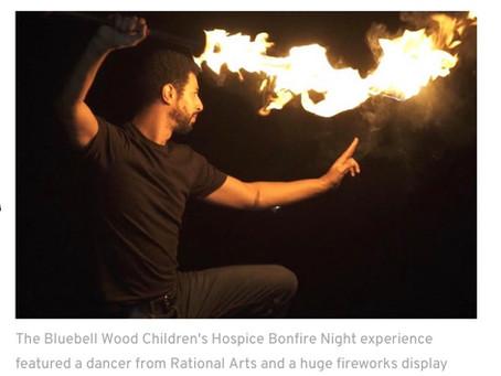 Virtual Bonfire Night