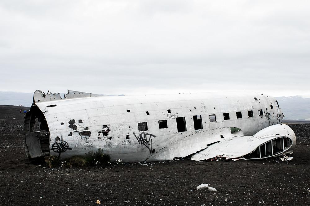 DC Plane, Iceland