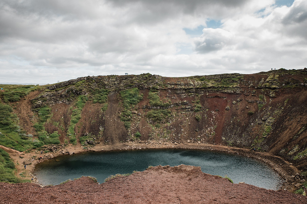 Kerid, Crater