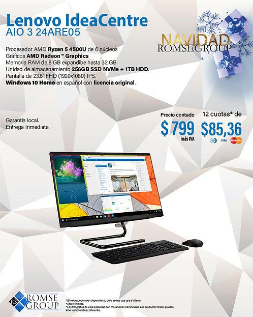 Lenovo IdeaCentre AiO 3 24AR05