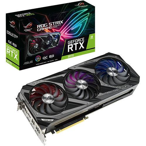 ASUS ROG Strix GeForce RTX 3070 GAMING OC Graphics Card