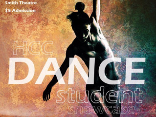 HCC Dance Student Showcase -- November 17/18