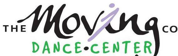 The Moving Company Dance Center logo