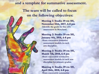 Call for Writers: MSDE Office of Fine Arts