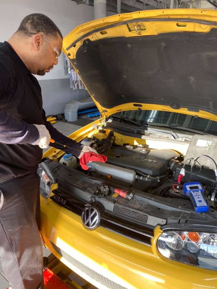 Master Oil and More Full Synthetic Oil change