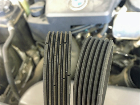 Importance of the Serpentine Drive Belt
