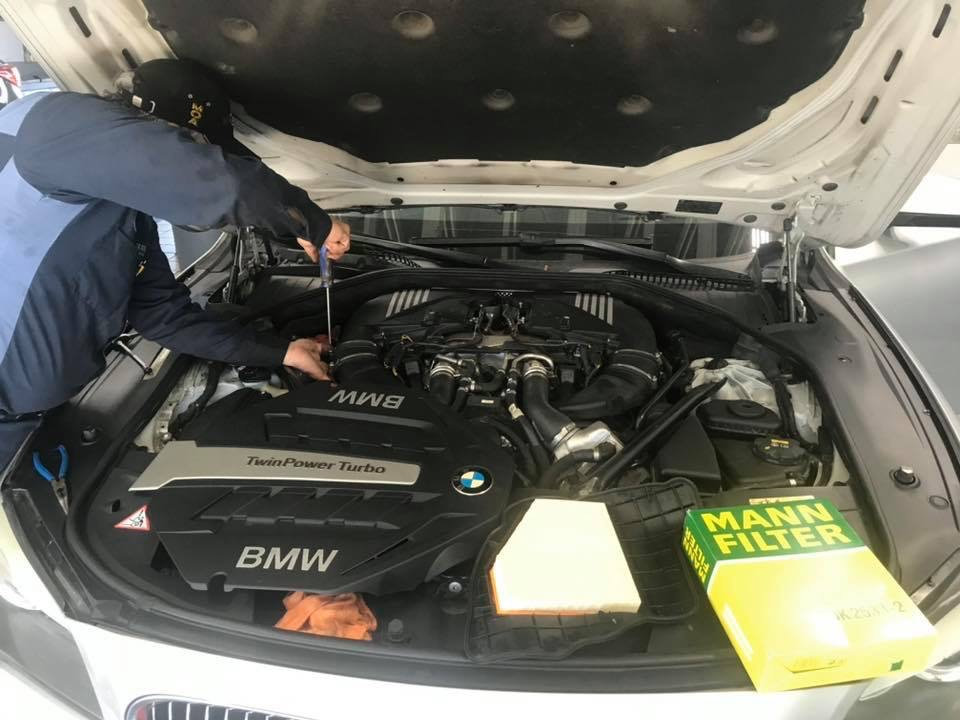 SYNTHETIC OIL SERVICE