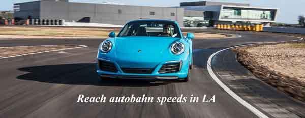 Porsche Experience Center in Carson