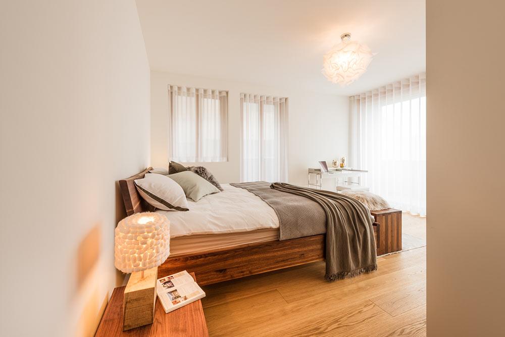 Hirsch-Schlafzimmer