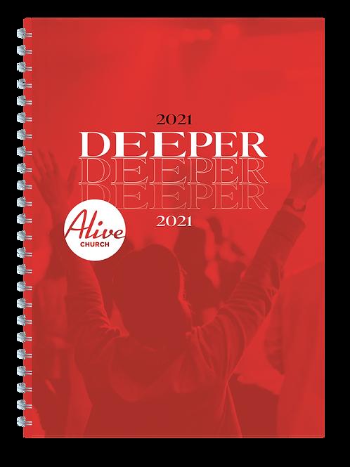 Deeper Vision Book
