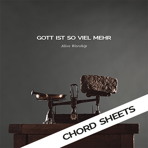 # Chords Gesamtes Album - Gott ist so viel mehr