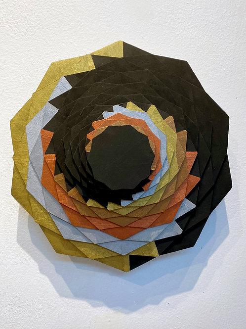 Gilded Spiral