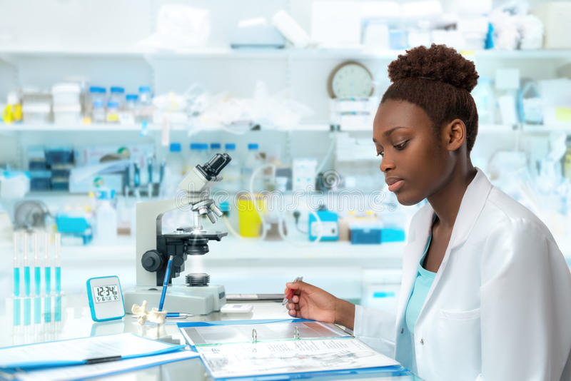 african-scientist-medical-worker-tech-graduate-student-works-modern-biological-laboratory-73772750