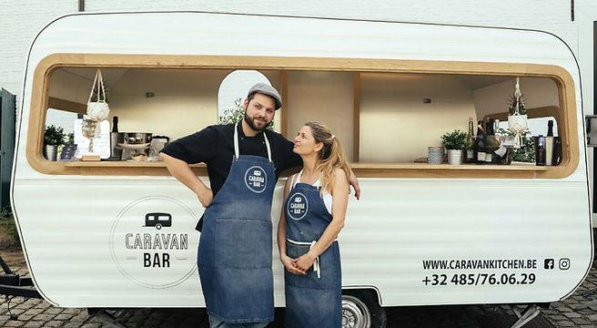 caravan bar mobile