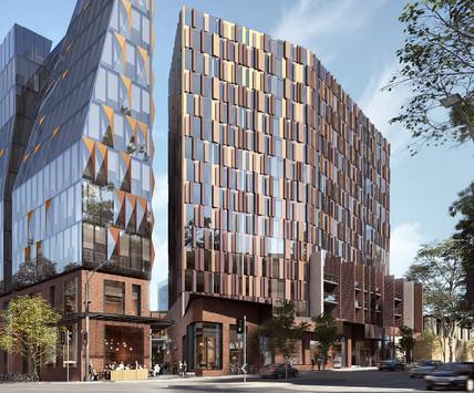 Carlton Connect. Melbourne